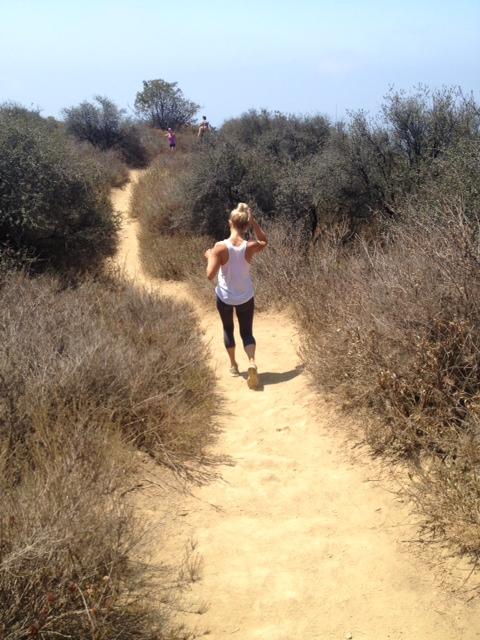 hike1 behind