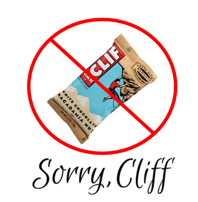 sorry cliff