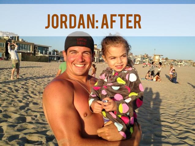 Jordan after